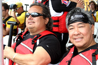 Blind Start - Dragon Boat Races